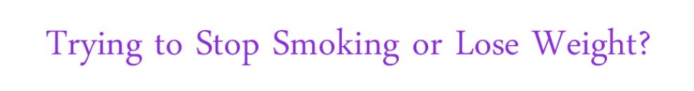 stop smoking lose weight hypnosis counselling swansea