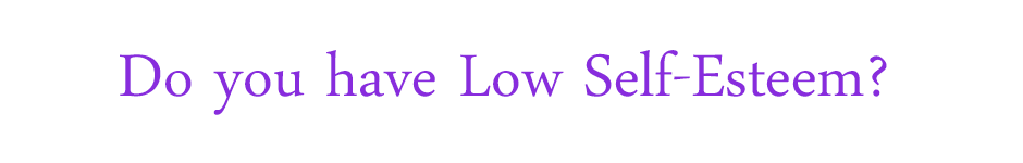 low self-esteem hypnotherapy counselling swansea